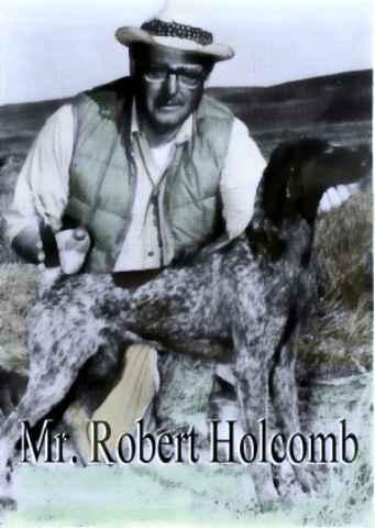 HOF Member: Mr. Robert Holcomb